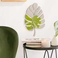 Monstera Leaf Mirror | Urban Outfitters