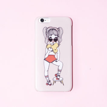 Ciggy Gal iPhone 6/6S Case