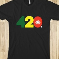 420 Rasta [Hidden Shiva God] | SteezeFactory.com
