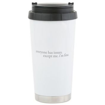 Grey's Anatomy Ceramic Travel Mug> Grey's Anatomy TV Store