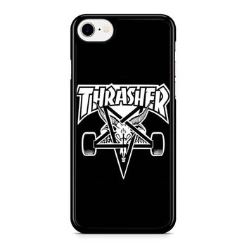 Thrasher Logo iPhone 8 Case
