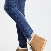 Emre Shearling Booties