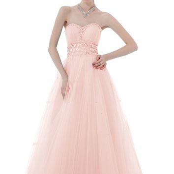 Dresstells Women's Long Ball Gown
