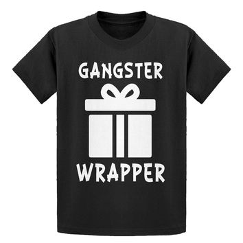 Youth Gangster Wrapper Kids T-shirt