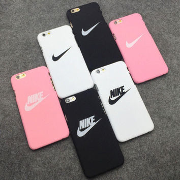 Nike Case Fashion Printed Iphone 7 7plus &6 6s Plus & 5 5s Cover Case