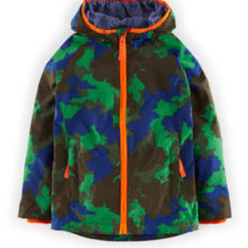 Jersey Lined Anorak