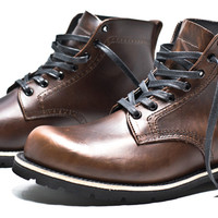 Broken Homme | TYDUS BOOT (BROWN)