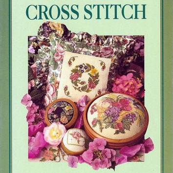 Country Cross Stitch - Reader's Digest Book