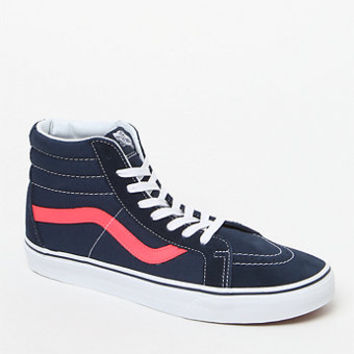 Vans Neon Leather Sk8-Hi Reissue Shoes at PacSun.com