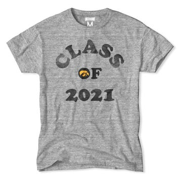 Iowa Class of 2021 T-Shirt