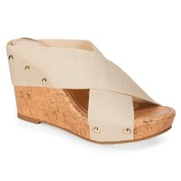 Madden Girl Nautic Wedge Sandal