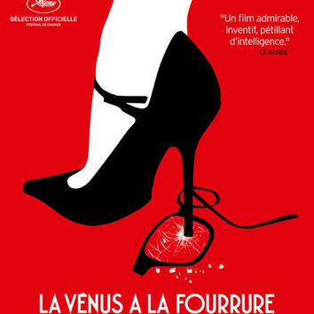 Venus in Fur (French) 27x40 Movie Poster (2014)