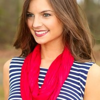 Perfectly Put Together Infinity Scarf