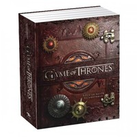 Game of Thrones: A Pop-Up Guide to Westeros (Hardcover) Book