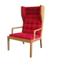 Wingback armchair — SCP