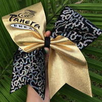 Panera Bread Cheer Bow