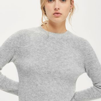 Knitted Stretch Jumper | Topshop