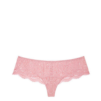 Crochet Lace Thong Panty - Dream Angels - Victoria's Secret