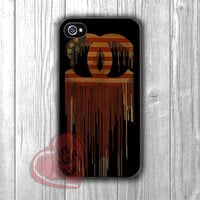 Chanel Dripping American Flag -end for iPhone 4/4S/5/5S/5C/6/ 6+,samsung S3/S4/S5,samsung note 3/4