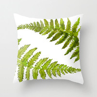 NEW Home Decor Pillow Cover Etched into Nature No.1