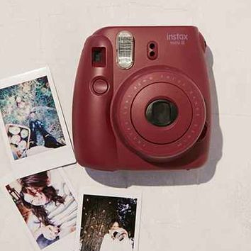 Fujifilm X UO Custom Color Instax Mini 8 Instant Camera - Urban Outfitters