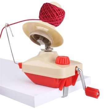 Household Portable Swift Yarn Fiber String Ball Knitting Wool Winder Holder Machine Sewing Accessories Supplies Tools Accessory