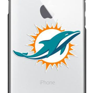 Mizco NFL Miami Dolphins IPhone 6 Ice Case
