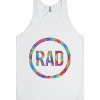 White Tank | Fun Tye Dye Shirts