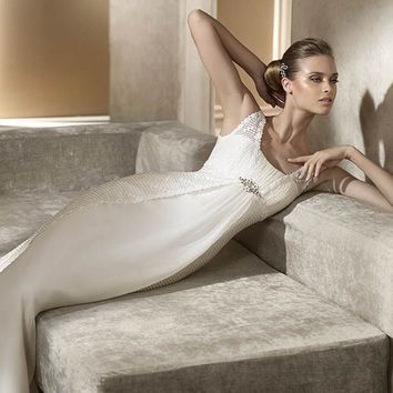 Cheap Pronovias Gabela on sale at wwwhellobridalscom