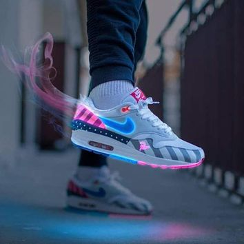 Parra x Nike Air Max 1 Running Shoes - Best Deal Online