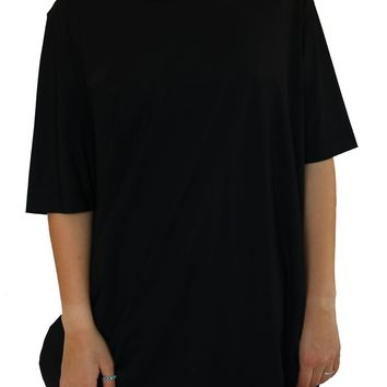 Conrad Tunic - Black by Bryn Walker