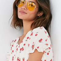 Vintage Deadstock Shooter Aviator Sunglasses | Urban Outfitters