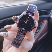 DIOR Watch Women's fashion watch Print Watch