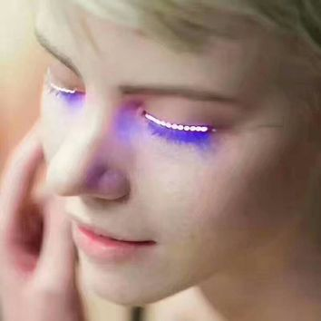LED Rave Baby Lashes