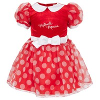 Disney Minnie Mouse Dress with Ears