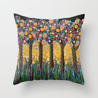:: Morning Light :: Throw Pillow by GaleStorm Artworks | Society6