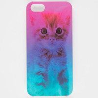 Ombre Cat Iphone 5/5S Case Multi One Size For Women 26254195701
