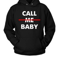 DCCK7H3 Call Me Baby Exo Hoodie Two Sided