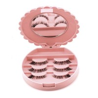 False Eyelash Storage Box Makeup Tool