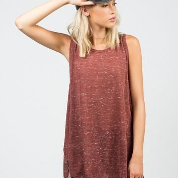 Spotted Knit Top