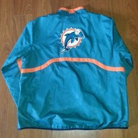 Reebok Miami Dolphins Pullover from Deadstock Dynasty