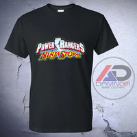 Power Rangers Ninja Storm , Power Rangers Ninja Storm  tshirt, Power Rangers Ninja Storm shirt, Tshirt youth, kids tshirt, and Adult Tshirt