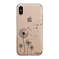 Dandelion - iPhone Clear Case