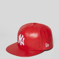 New Era x Spike Lee '1996' Collection Leather | Size?