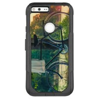 Vintage Countryside Bicycle OtterBox Commuter Google Pixel XL Case