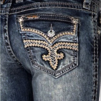 Rock Revival Sukie S Skinny Jeans
