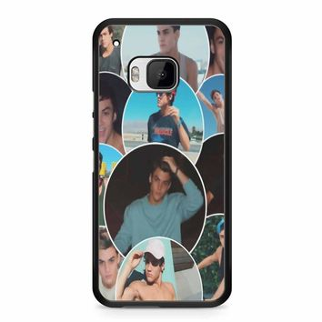 Dolan Twins Collage 2 1 HTC M9 Case