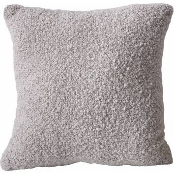 "Better Homes and Garden Boucle Decorative Pillow, 18"" x 18"" - Walmart.com"
