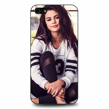 Selena Gomez 1 iPhone 5/5s/SE Case