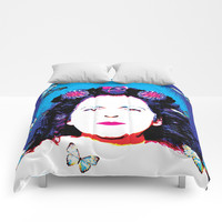My Mother Comforters by Azima